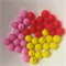 10 x Silicone Teething Beads - 9mm Sphere - choose colour