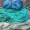 1m nylon cord for silicone teething beads - choose colour