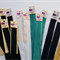 Bulk lot 8 inch invisible zips