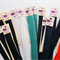 Bulk lot 7 inch invisible zips