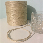 Jute Twine. 5 Meters. Natural Twine. Jute String. Packaging Supplies. DIY Craft