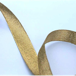 Gold Glitter Ribbon. Gold Ribbon Ribbon. 1 Meter Lengths. Craft Ribbon