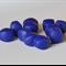 Chunky Olive Silicone Teething Beads x 5 NAVI
