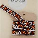 Vintage Ice Cream Ribbon