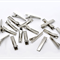 20 Silver Tone Prong Barrette  Hair Clips 4.0 x 0.8cm