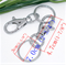5 Lobster Clasp Key Chains