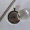 10 x DIY Antique Silver pendant making kits