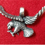 1 Pendant Flying Eagle