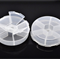 Bead Storage Container - 6 Compartments