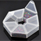 Bead Storage Container - 7 Compartments