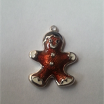 1 Charm Gingerbread man