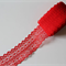 5m Red Bilateral net lace