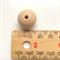 Round Wooden Beads 16mm x 10