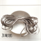 20 Meters Satin Nylon Cord -Silver