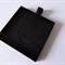 10 x Square 35mm black pendant trays