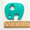 4 x Silicone Elephant (BPA Free)