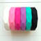 4 x Silicone Geometric Bangle (BPA Free)