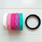 4 x Silicone Geometric Bangle (BPA Free)