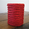 FULL ROLL - 100 Metres - Red Paper String