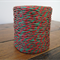 FULL ROLL - 100 Metres - Christmas Red & Green Paper String