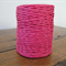 FULL ROLL - 100 Metres - Hot Pink Paper String