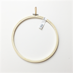 Pack of 5 Bamboo Embroidery Hoop 10inch