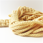Bonnie Braid 6mm 100yds Dijon Macrame Cord