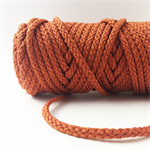 Bonnie Braid 6mm 100yds Rust Macrame Cord