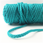 Bonnie Braid 6mm 100yds Turquoise Macrame Cord