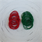 Christmas Hair Ties/Elastics(30)