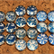 10pr - Image Picture Domes - 12mm