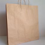 Kraft bags - Large 60pcs - 500mm x 450mm - Brown