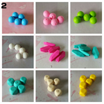 Silicone beads PACK 2