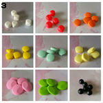Silicone beads PACK 3