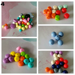 Silicone beads PACK 4
