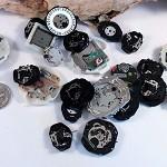 DESTASH - dieselpunk digital watch mechanisms cyberpunk