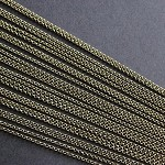 "50 Antique Bronze Belcher Link 30"" Chain Necklaces- Lobster Clasp"