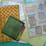 Jewelly Card Making Kit /Cards/Envelopes/ Jewelly Stickers