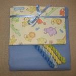 Wool Baby Blanket Kits