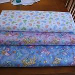 Cotton nursery prints fabric