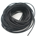 10m Round Leather Cord