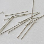 *** BULK QTY *** over 4000 Assorted Eye and Flat Head Pins