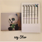 Felting needles 38 Star gauge set of 6