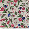 Patchwork - Quilting Fabric - Fat 1/4 - Large Bright Floral on Green Background