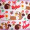 1 Metre, FOX, Wildlife,  Grosgrain Ribbon, 7/8, Crafts