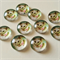 10 CATS Glass Cabochons 10mm