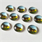 10 HORSE Glass Cabochons