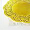 Gold {20} Foil Doilies   Metallic Foil Doilies   French Lace Doilies