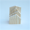 WOODEN HOUSE Blocks, DIY Christmas Village, Pine, Building Blocks