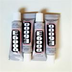 4 tubes E6000 Adhesive Jewellery Glue 3ml